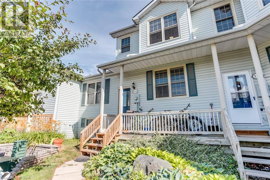 Townhouse for sale at 124 Victoria St South Unit 150 Thornbury Ontario - MLS: 226969