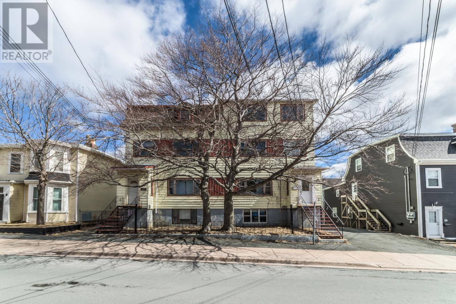 Townhouse for sale at 150 Patrick St St. John's Newfoundland - MLS: 1206879