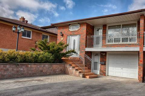 Townhouse for sale at 150 Bestview Dr Toronto Ontario - MLS: C4729530
