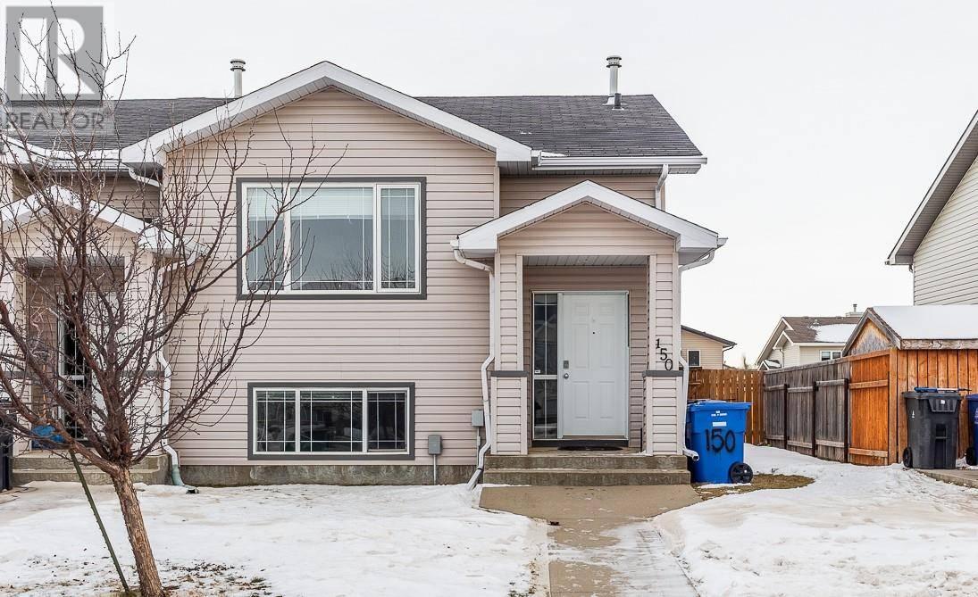 House for sale at 150 Blackfoot Blvd W Lethbridge Alberta - MLS: ld0185334