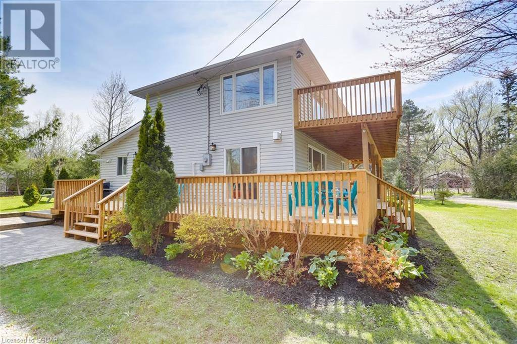 House for rent at 150 Blue Mountain Dr The Blue Mountains Ontario - MLS: 234935