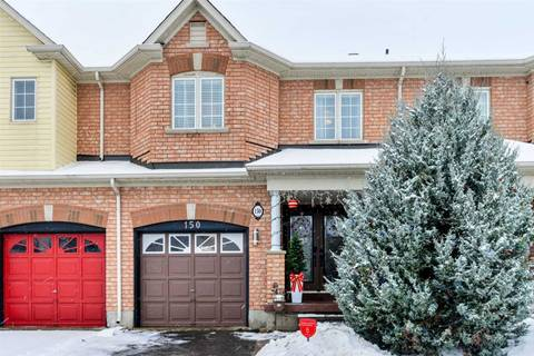 Townhouse for sale at 150 Brussels Ave Brampton Ontario - MLS: W4649939