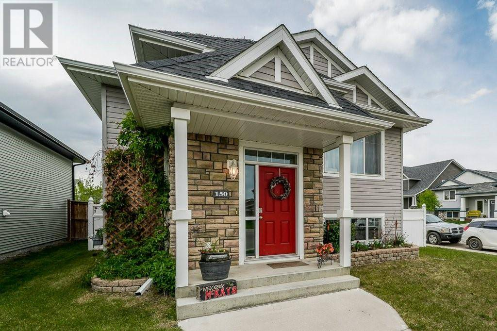 House for sale at 150 Cooper Cs Red Deer Alberta - MLS: ca0189577
