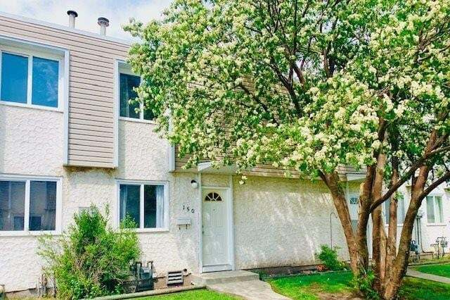 Townhouse for sale at 150 Cornell Co NW Edmonton Alberta - MLS: E4200580