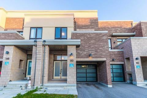 Townhouse for sale at 150 Dariole Dr Richmond Hill Ontario - MLS: N4480071