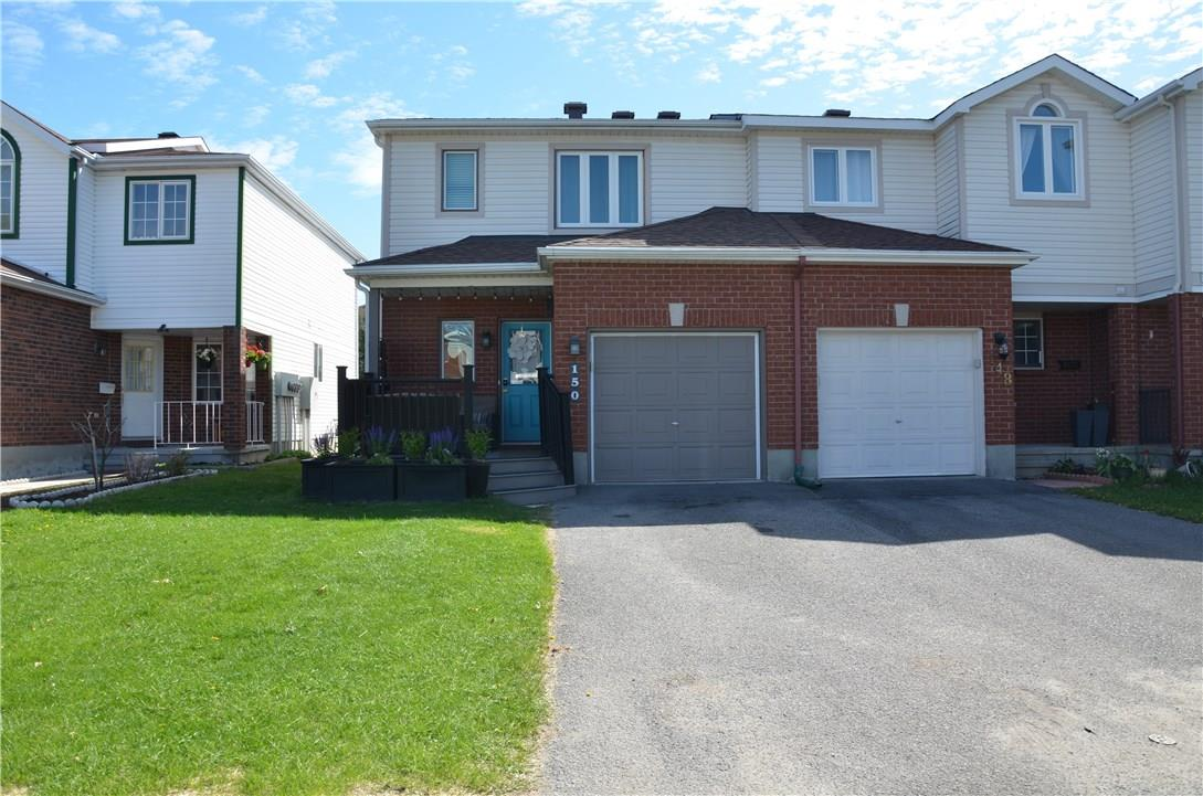For Sale: 150 Daventry Crescent, Ottawa, ON | 4 Bed, 2 Bath Townhouse for $289,000. See 30 photos!