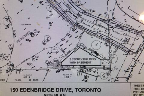 Home for sale at 150 Edenbridge Dr Toronto Ontario - MLS: W4224023