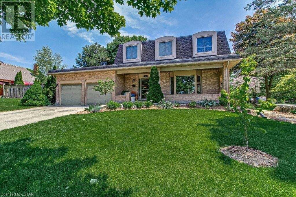 House for sale at 150 Fourwinds Pl London Ontario - MLS: 263686