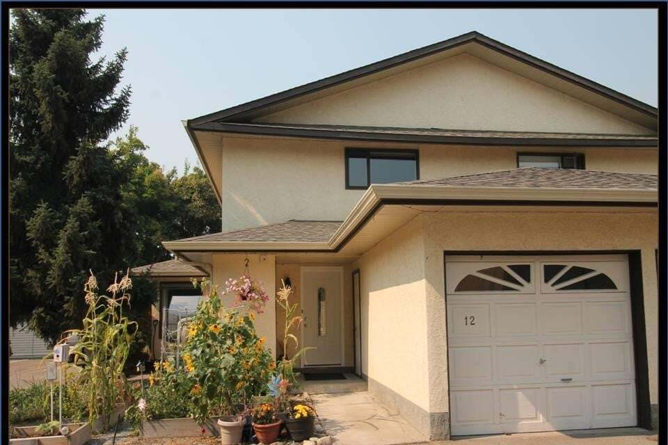 Townhouse for sale at 150 Franklyn Rd Kelowna British Columbia - MLS: 10214842