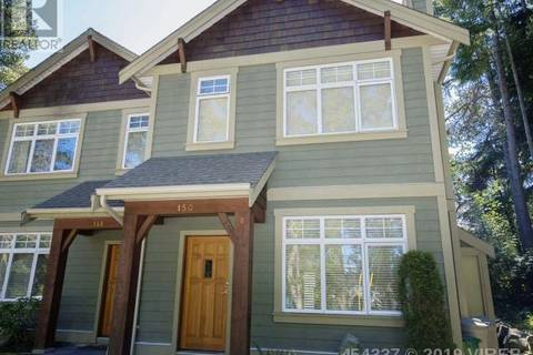 Townhouse for sale at 150 Harlech Rd Qualicum Beach British Columbia - MLS: 454337