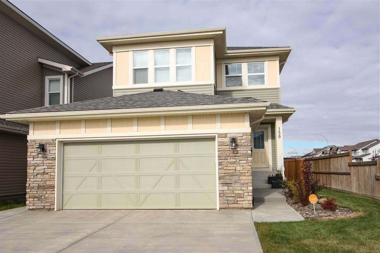 House for sale at 150 Henderson Li Spruce Grove Alberta - MLS: E4199709