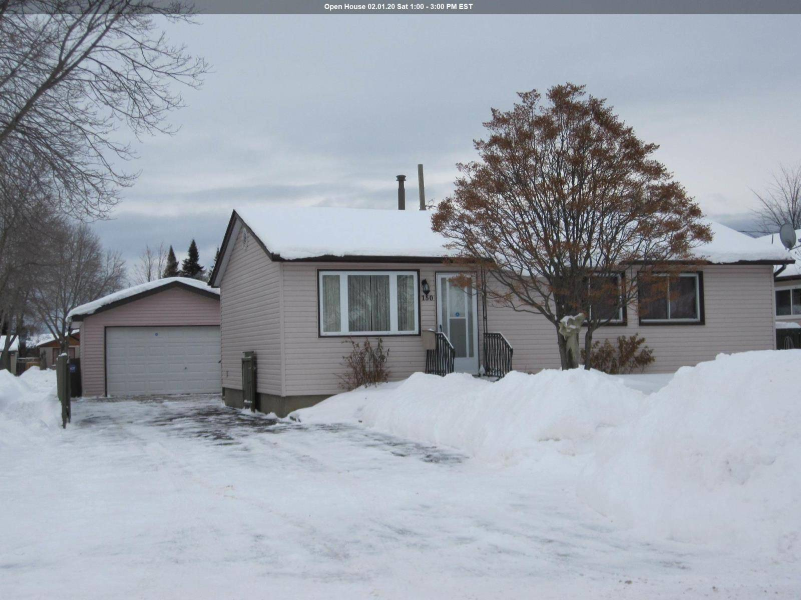 House for sale at 150 Huron Cres Thunder Bay Ontario - MLS: TB200089