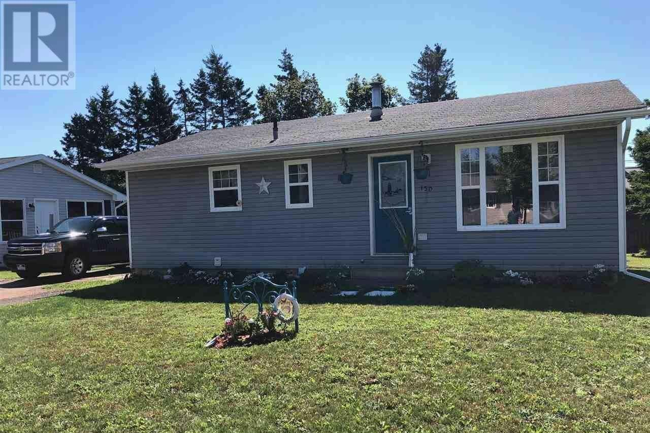 House for sale at 150 Lefurgy Ave Summerside Prince Edward Island - MLS: 202018473