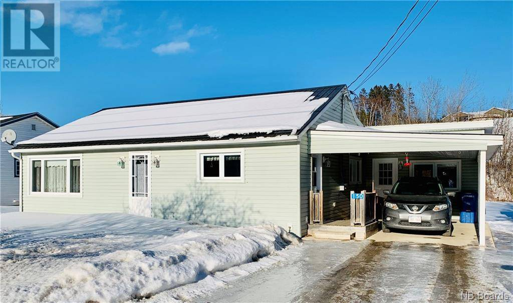 House for sale at 150 Main St Hartland New Brunswick - MLS: NB040684