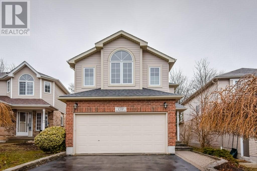 Removed: 150 Marl Meadow Drive, Kitchener, ON - Removed on 2018-06-10 22:02:11