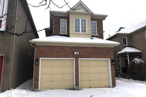 House for rent at 150 Peninsula Cres Richmond Hill Ontario - MLS: N4695144