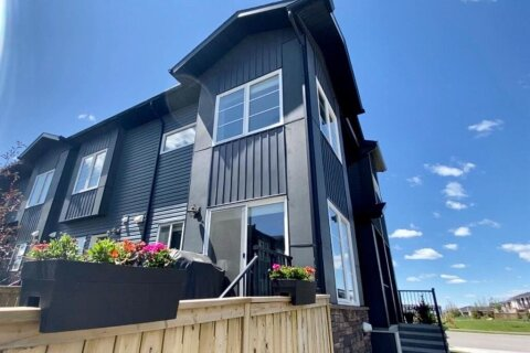 Townhouse for sale at 150 Red Embers Gt NE Calgary Alberta - MLS: C4283425