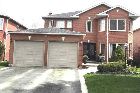 House for sale at 150 Rhodes Circ Newmarket Ontario - MLS: N4419407