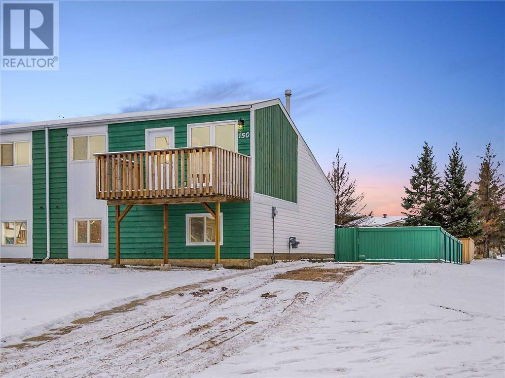 Townhouse for sale at 150 Sifton Ave Fort Mcmurray Alberta - MLS: fm0183763