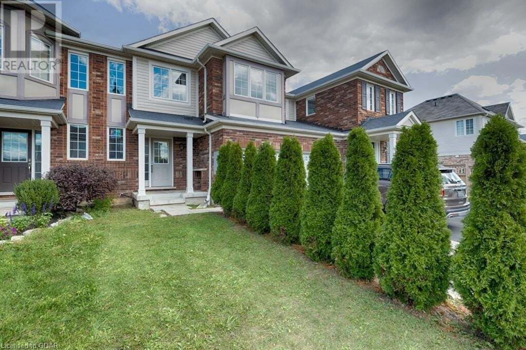 Townhouse for sale at 150 Silverthorne Dr Cambridge Ontario - MLS: 40022545