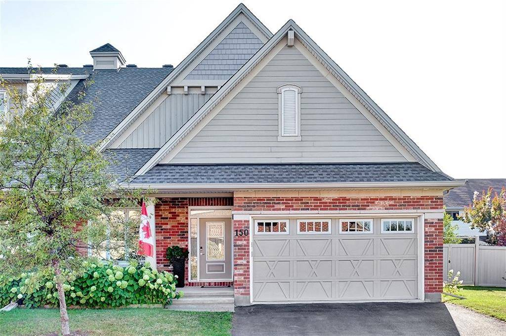 House for sale at 150 Solera Circ Ottawa Ontario - MLS: 1166026