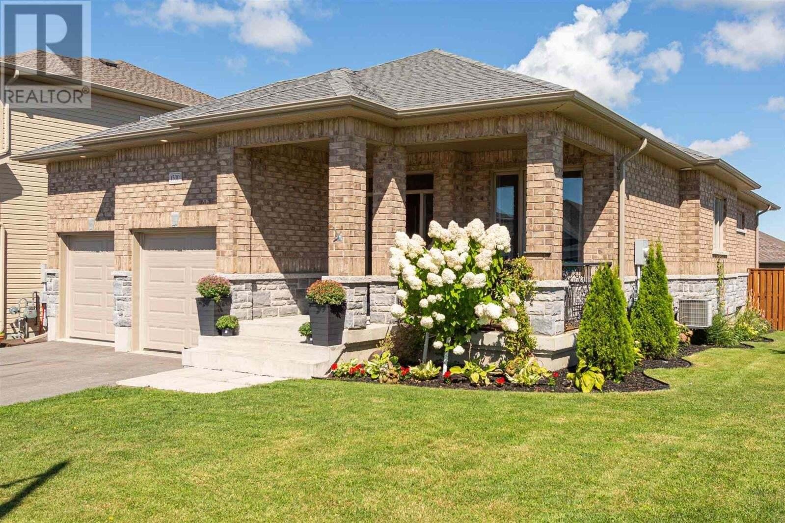 House for sale at 1500 Clover St Kingston Ontario - MLS: K20005906