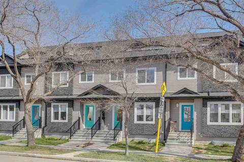 Townhouse for sale at 15006 105 Ave Nw Edmonton Alberta - MLS: E4156967