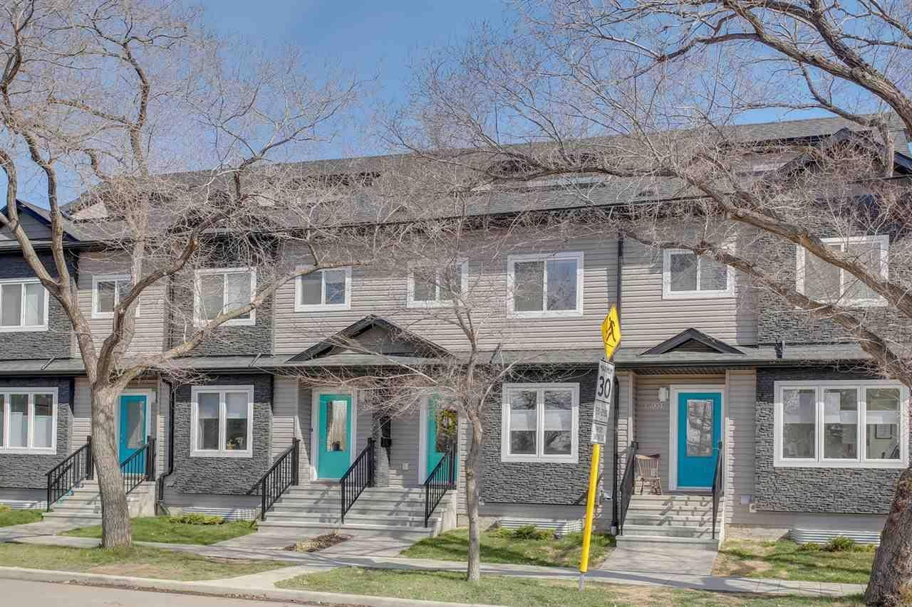 Townhouse for sale at 15006 105 Ave Nw Edmonton Alberta - MLS: E4171479