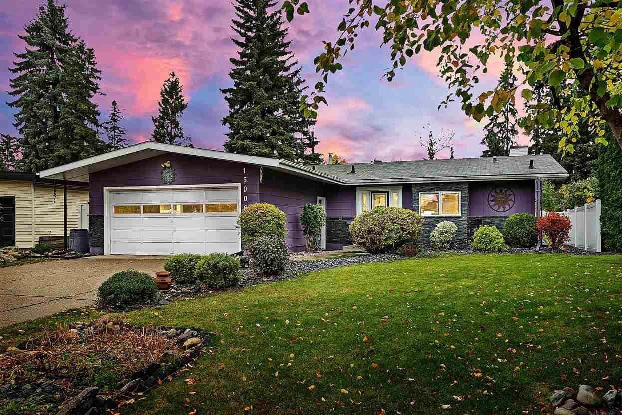 House for sale at 15006 78 Av NW Edmonton Alberta - MLS: E4217554