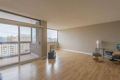 Condo for sale at 10025 113 St Nw Unit 1501 Edmonton Alberta - MLS: E4152370
