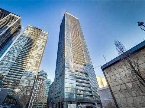 Apartment for rent at 101 Charles St Unit 1501 Toronto Ontario - MLS: C4497911