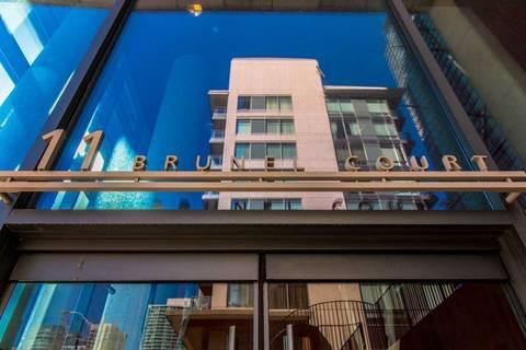 Apartment for rent at 11 Brunel Ct Unit 1501 Toronto Ontario - MLS: C4498230