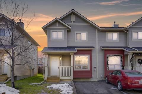 Townhouse for sale at 111 Tarawood Ln Northeast Unit 1501 Calgary Alberta - MLS: C4244027