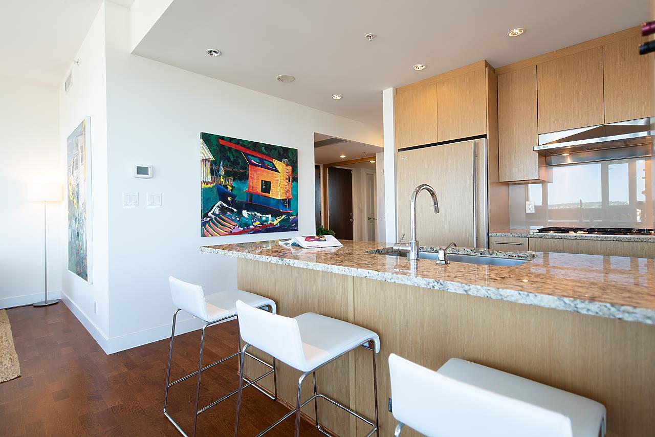 For Sale: 1501 - 1333 West 11th Avenue, Vancouver, BC | 2 Bed, 2 Bath Condo for $1,550,000. See 20 photos!