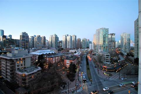 Condo for sale at 198 Aquarius Me Unit 1501 Vancouver British Columbia - MLS: R2371862