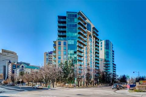Condo for sale at 801 2 Ave Southwest Unit 1501 Calgary Alberta - MLS: C4278120