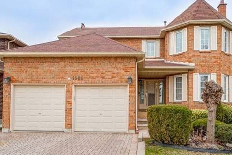 House for sale at 1501 Bough Beeches Blvd Mississauga Ontario - MLS: W4731189