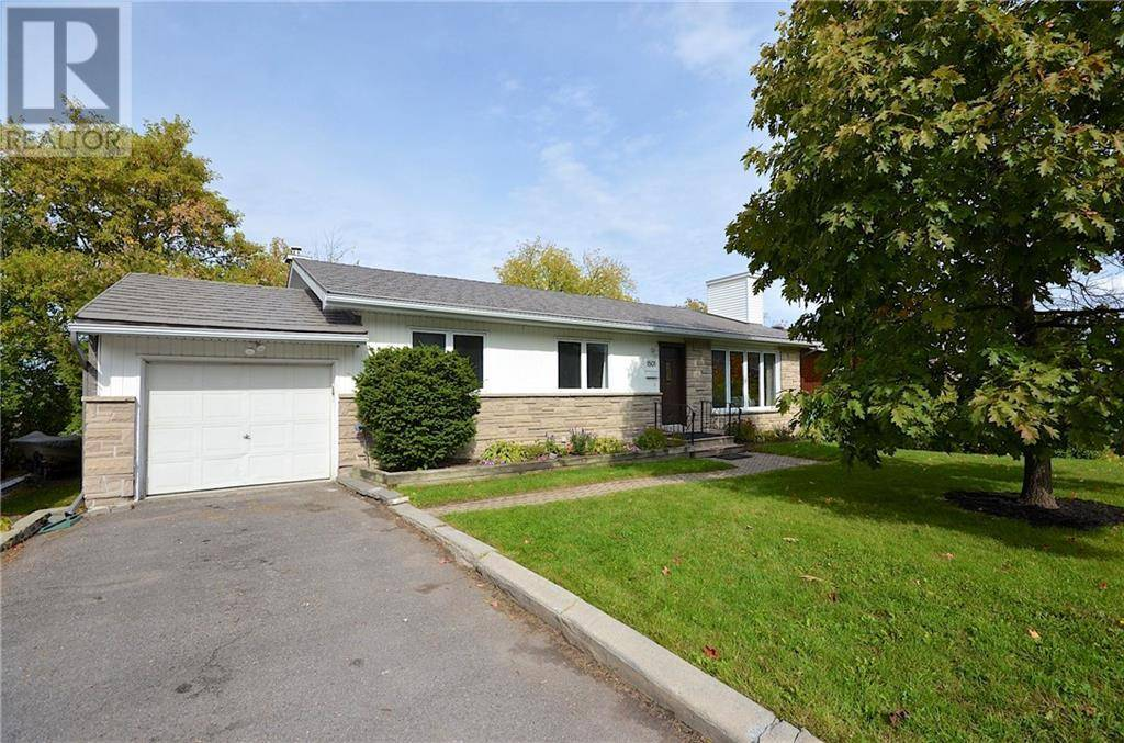 House for sale at 1501 Edgecliffe Ave Ottawa Ontario - MLS: 1171995