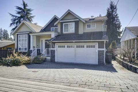House for sale at 1501 Frederick Rd North Vancouver British Columbia - MLS: R2445706
