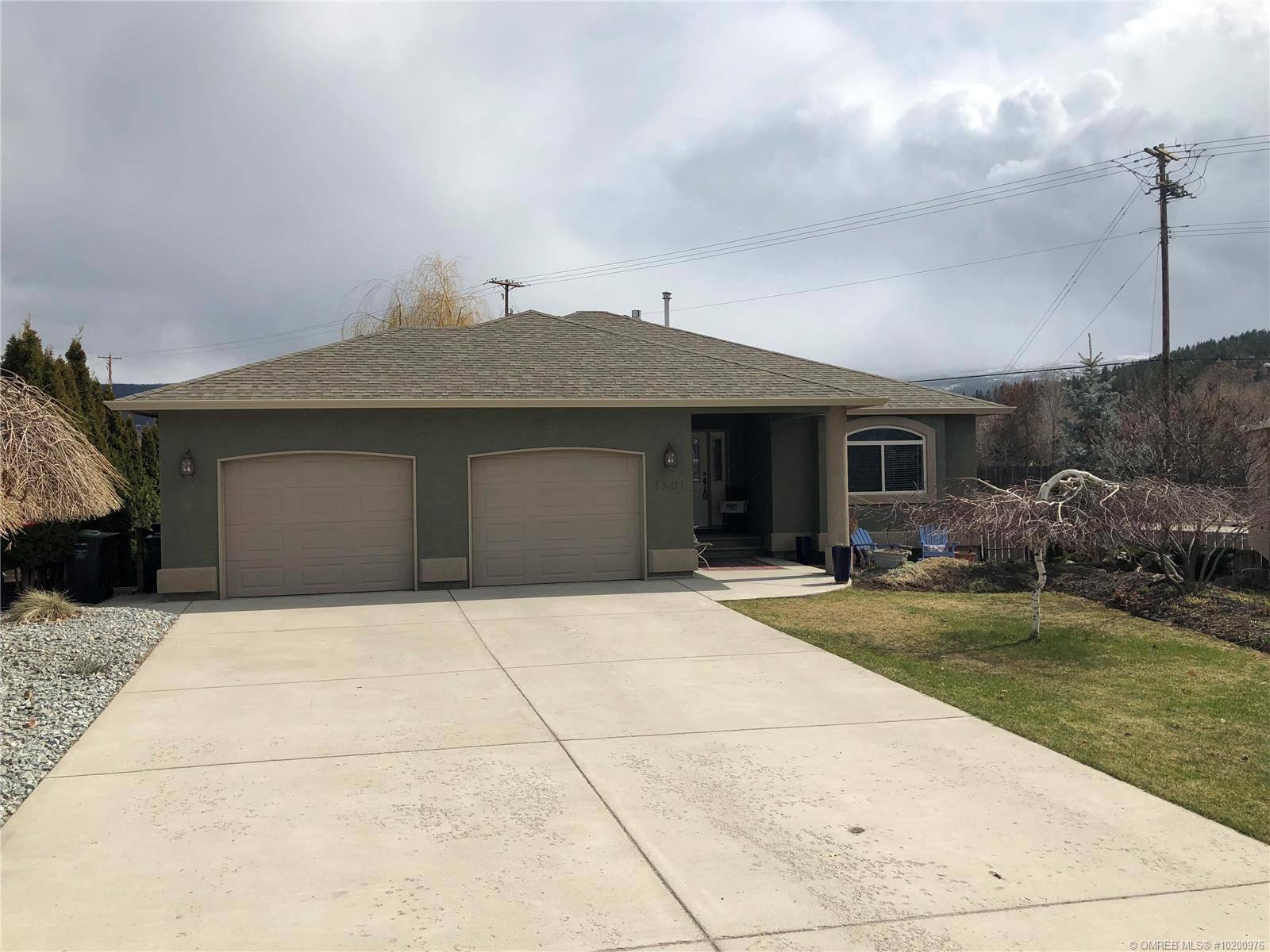 House for sale at 1501 Tanemura Cres Kelowna British Columbia - MLS: 10200976