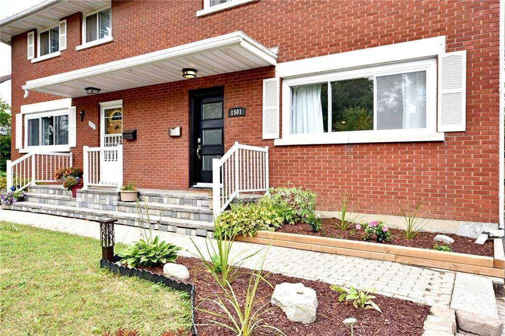 House for sale at 1501 Woodward Ave Ottawa Ontario - MLS: 1168938
