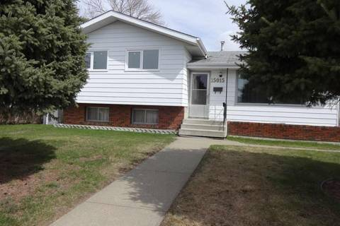 House for sale at 15015 84 St Nw Edmonton Alberta - MLS: E4155340
