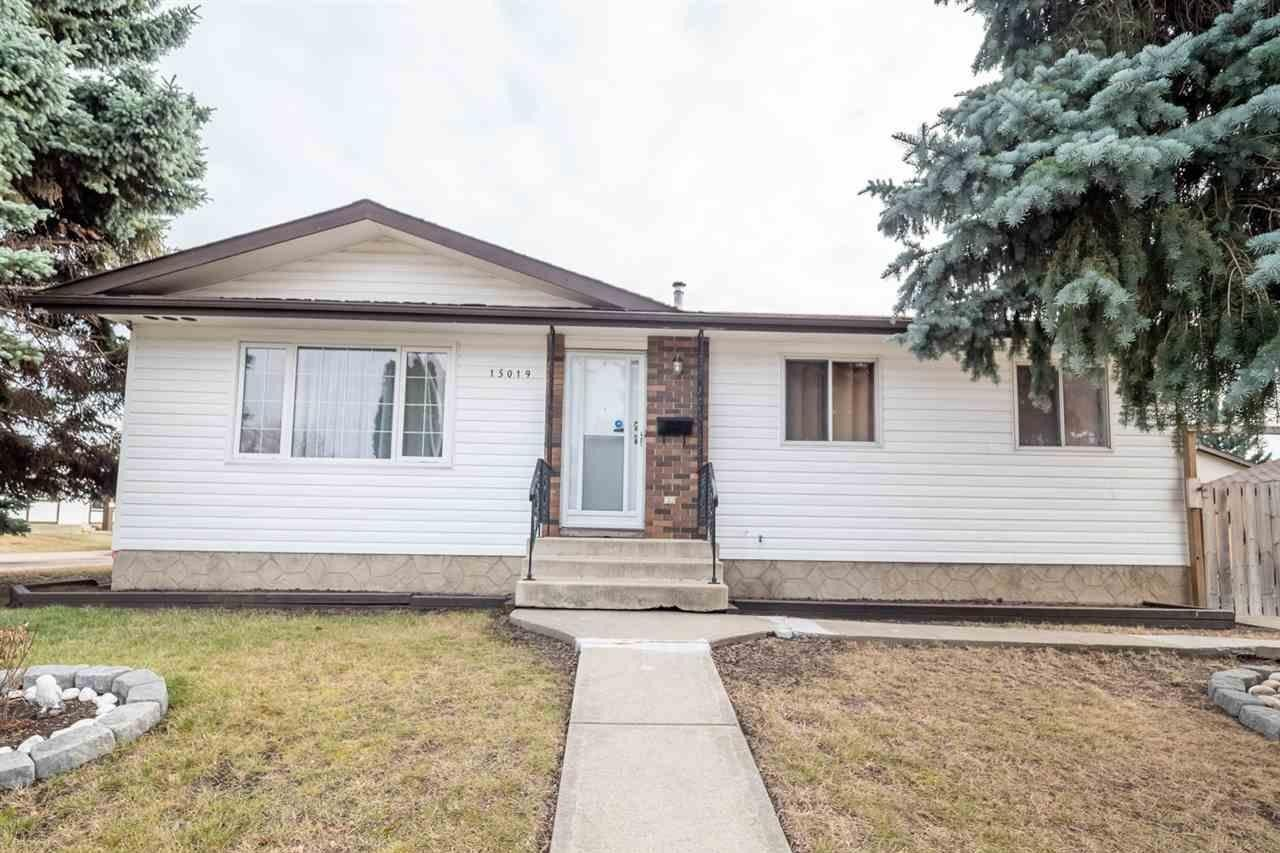 House for sale at 15019 117a St NW Edmonton Alberta - MLS: E4220153