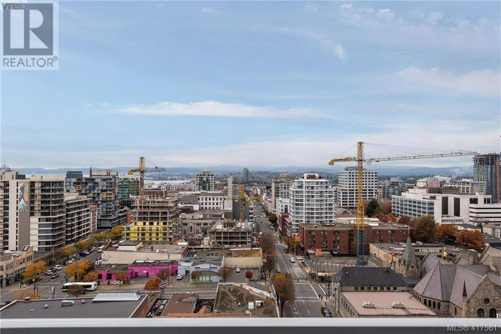 Condo for sale at 989 Johnson St Unit 1501w Victoria British Columbia - MLS: 417733
