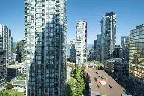 Condo for sale at 1200 Georgia St W Unit 1502 Vancouver British Columbia - MLS: R2406243