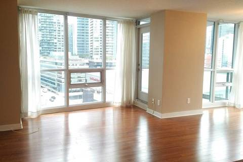 Apartment for rent at 18 Harbour St Unit 1502 Toronto Ontario - MLS: C4611755