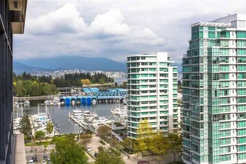 Condo for sale at 1863 Alberni St Unit 1502 Vancouver British Columbia - MLS: R2367109