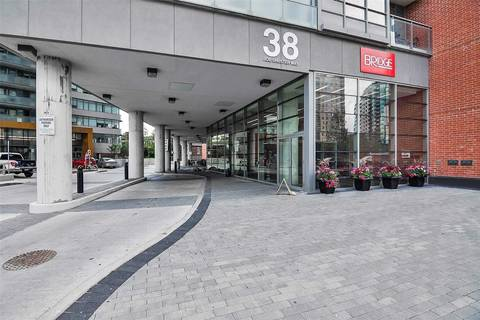 Condo for sale at 38 Joe Shuster Wy Unit 1502 Toronto Ontario - MLS: C4721778
