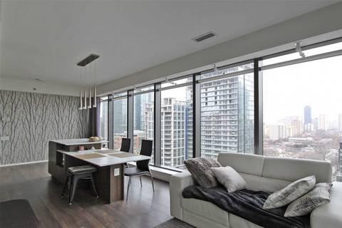 Apartment for rent at 5 St Joseph St Unit 1502 Toronto Ontario - MLS: C4702378