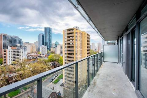 Apartment for rent at 50 Wellesley St Unit 1502 Toronto Ontario - MLS: C4450803